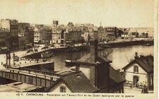 CPA -Carte postale - FRANCE -Cherbourg - Avant Port (iv 281)