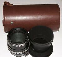 Carl Zeiss Jena Sonnar 180 mm 2.8 Medium Format Pentacon Six mount Black Edition