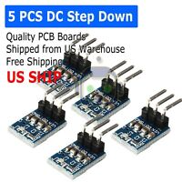 5 PCS DC 5V to 3.3V Step-Down Power Supply Module AMS1117-3.3 LDO 800MA M330