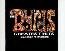 CD THE BYRDS greatest hits 18 classics re-mastered EX+ 1991 (A0873)
