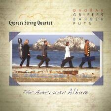 Cypress String Quartet - American Album [New CD]