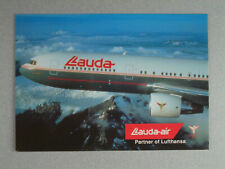 1 AK Lauda-air - B767-300 ER - Lufthansa Partner - Airline Issue - (F82)