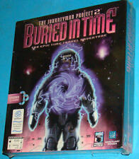 The Journeyman project 2 - Buried In Time - PC New Nuovo Sealed Big Box BigBox