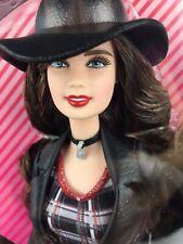 Barbie Doll Fifth Harmony Lauren Doll BNIB Denim Shorts White Boots Hat