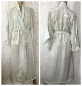 Art Deco 1940s Vintage Sleepwear Robes For Women For Sale Ebay