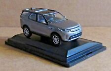 OXFORD DIECAST LAND ROVER DISCOVERY 5 HSE LUX SILICON SILVER 1:76 SCALE MODEL