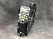MATRA NOKIA radiomobile ER 2402 avec de nombreux câbles et accessoires en l'état