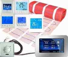 TWIN SFH 200W PREMIUM  elektrische FUßBODENHEIZUNG qm 1 4 3 4 5 6 7 8 9 10 m²