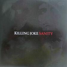 "7"" 1986 FRENCH PRESS RARE MINT- ! KILLING JOKE : Sanity"