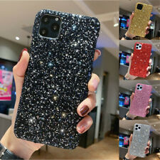 Bling Glitter Hard Phone Case Cover For iPhone 11 Pro Max XR XS 8 7 6s SE 2020