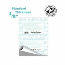 8 1/2 x 11 EZ Mount Static Cling Foam for mounting rubber stamps
