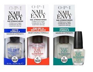 OPI Nail Envy Original Nail Care Treatments Dry Thin Brittle Nails UK Seller