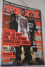 THE SOURCE No. 216 December 2007 Magazine of Hip Hop Music Culture & Politics