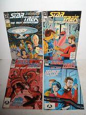lot of 35 DC Comics Star Trek Next Generation # 1 2 3 4 5 6 7 8 9 10 11-30 Run