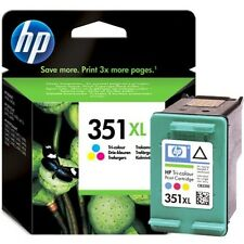 ORIGINAL & SEALED HP351XL / CB338E COLOUR INK CARTRIDGE - SWIFTLY POSTED