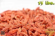 240oz of Bulk Superfruit Immunity Enhancer Goji Wolf Berries [15 lbs.]
