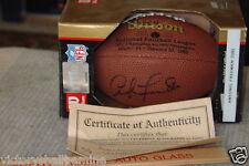GREEN BAY PACKERS NFL ANTONIO FREEMAN AUTOGRAPHED MINI FOOTBALL FOOT BALL