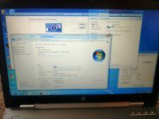 """HP EliteBook 8560w 15"""" Biz/Gaming Laptop Core i7 Quad 8GB 1TB SSHD Win 7 Office"""