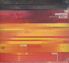 THE GRAMOPHONE ALLSTARS - LEVITANT A LA DERIVA (still sealed digi pak cd)  LQ051