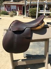 Collegiate RD Jumping Saddle 17.5""