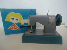 Vintage Rare Russian USSR Child's Metal Sewing Mashine LENINGRAD - Soviet Toy