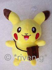Pokemon Pikachu stuffed Plush Toy@SUCTION CUP@CAR Chambre Fenêtre @ Sacoche @ @ 8 in (environ 20.32 cm)