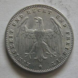 GERMANY - ALUMINUM 200 MARK 1923 A - KM # 35 HIGH GRADE