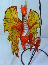 "Ashton Drake Dragons of Crystal Cave ""Emerald Fire, Adventure Reborn"""