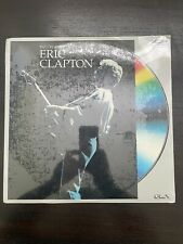 The Cream of Eric Clapton CD VIDEO 18 Tracks RARE Made in England SEALED