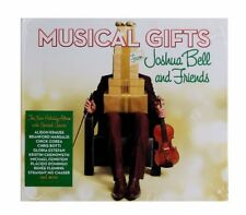 Musical Gifts from Joshua Bell and Friends Audio CD - 16 Tracks - 2013
