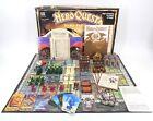 Vintage Hero Quest Board Game Complete 1990 Milton Bradley Games Workshop