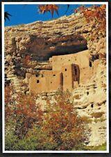 Montezuma Castle Nation Monument Arizona Cliff Dwellings Photo by Bob Clemenz.