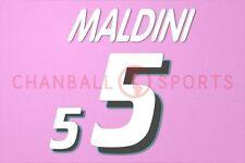 Maldini #5 1994 World Cup Italy Homekit Nameset Printing