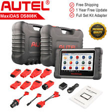 Autel MaxiDAS DS808K OBD2 Auto Diagnosis Scan Tool All System Better Than DS708