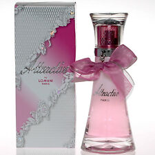 ATTRACTIVE By Lomani 3.3 / 3.4oz. 100ml EDP Perfume Spray For Women * New In Box