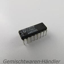 Portexpander PCF8574 P Philips I2C IIC I²C 8 Bit I/O Expander THT DIP 16 DiL