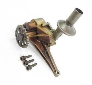 2000-2006 MERCEDES ENGINE MOTOR OIL PUMP A1131810001 OEM CL CLK E S R ML 5.0L