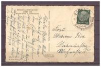 Deutsches Reich, MiNr. 516 AK Reichsgartenschau, Essen SSt Essen 22.09.1938