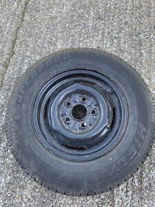 """Trailer Wheels And New Tyres 13"""" X4 On 5 Stud Wheels"""