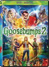Goosebumps 2 (~2019 Widescreen~) [DVD + Digital] NEW!
