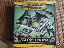 Dungeons and dragons jeu d'initiation. Edition de 2005 par Asmodée.