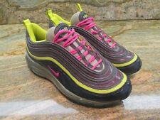 2008 WMNS Nike Air Max 97 iD SZ 7.5 MRS Z Fresh Pink Volt PRM Python 314276-994