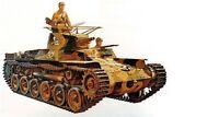Tamiya 35075 - 1/35 WWII Japanischer Mittlerer Panzer Type 97 Chi-Ha - Neu
