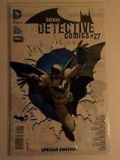Batman Detective Comics #27 Special Edition (2014, DC) HIGH GRADE!