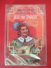 ARCANES ET CAVALIERS DU JEU DE TAROT naipes fournier spain