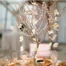 Crystal Clear Plastic Bead Garland Chandelier Hanging Wedding Party Decor 8C