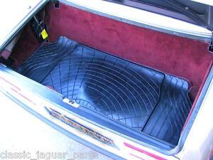 Mercedes SL Convertible R129 (1989 - 2001) Anti Slip Rubber Boot Mat Liner
