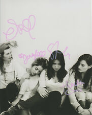 WARPAINT BAND Elephants New Song SIGNED 8X10 Photo