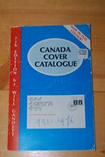 Weeda Lit: Canada Cover Catalogue, Gandley 7th edition 1978 in full colour, F/VF
