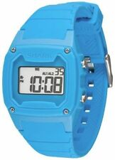 NEW Men's Blue Freestyle Shark Classic LCD Chronograph Watch 102003